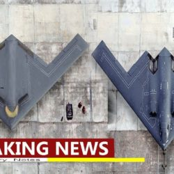 Air Force Finally Releases New Image of B-21 Stealthy Future Bombers