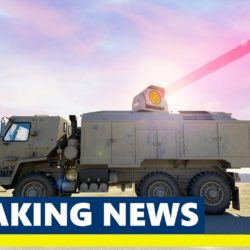 THE U.S. MILITARY IS BUYING A $130 MILLION LASER WEAPON